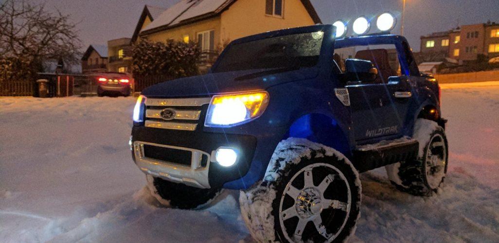bien stocker la voiture électrique de votre enfant en hiver